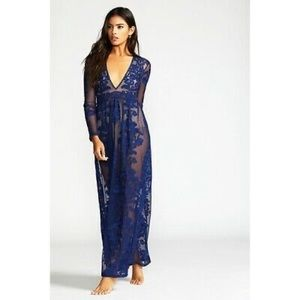 Temecula For Love & Lemons maxi dress